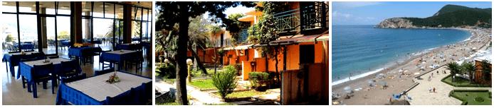Отель: «AletMoc 2*» Черногория