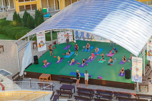 VIP лагерь Midia Grand Resort