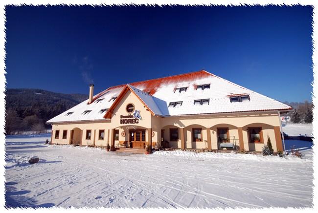 Снежная королева Словакия (Отель Горец)