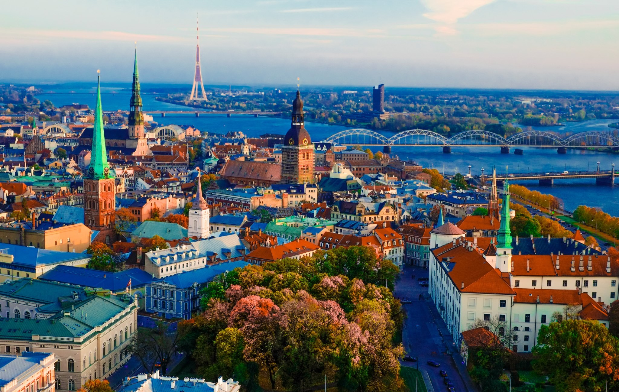 Балтийская Сказка + Стокгольм