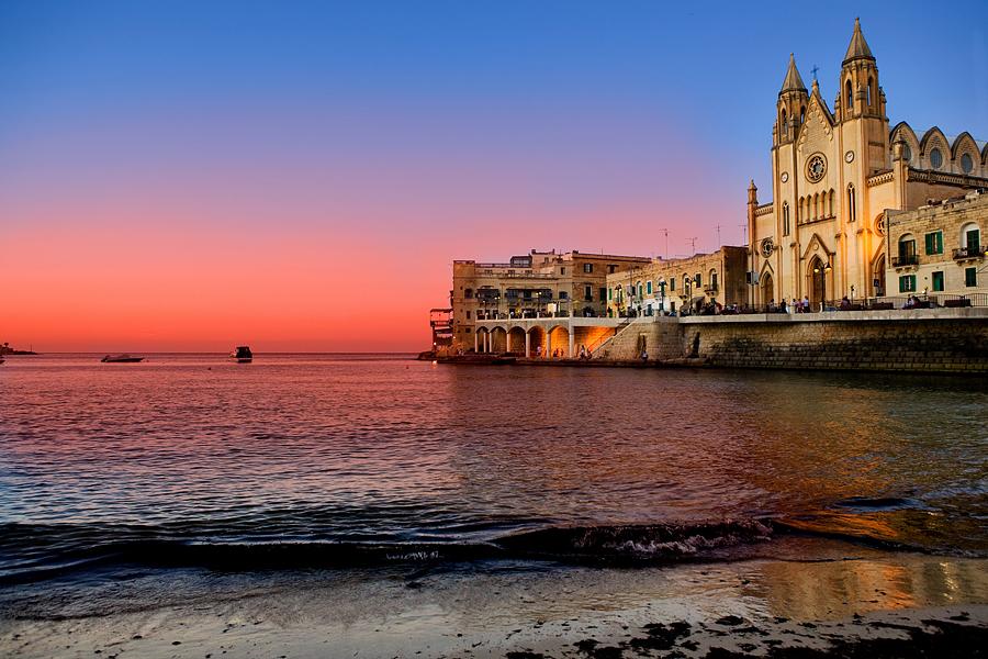Английский язык на Мальте 16+