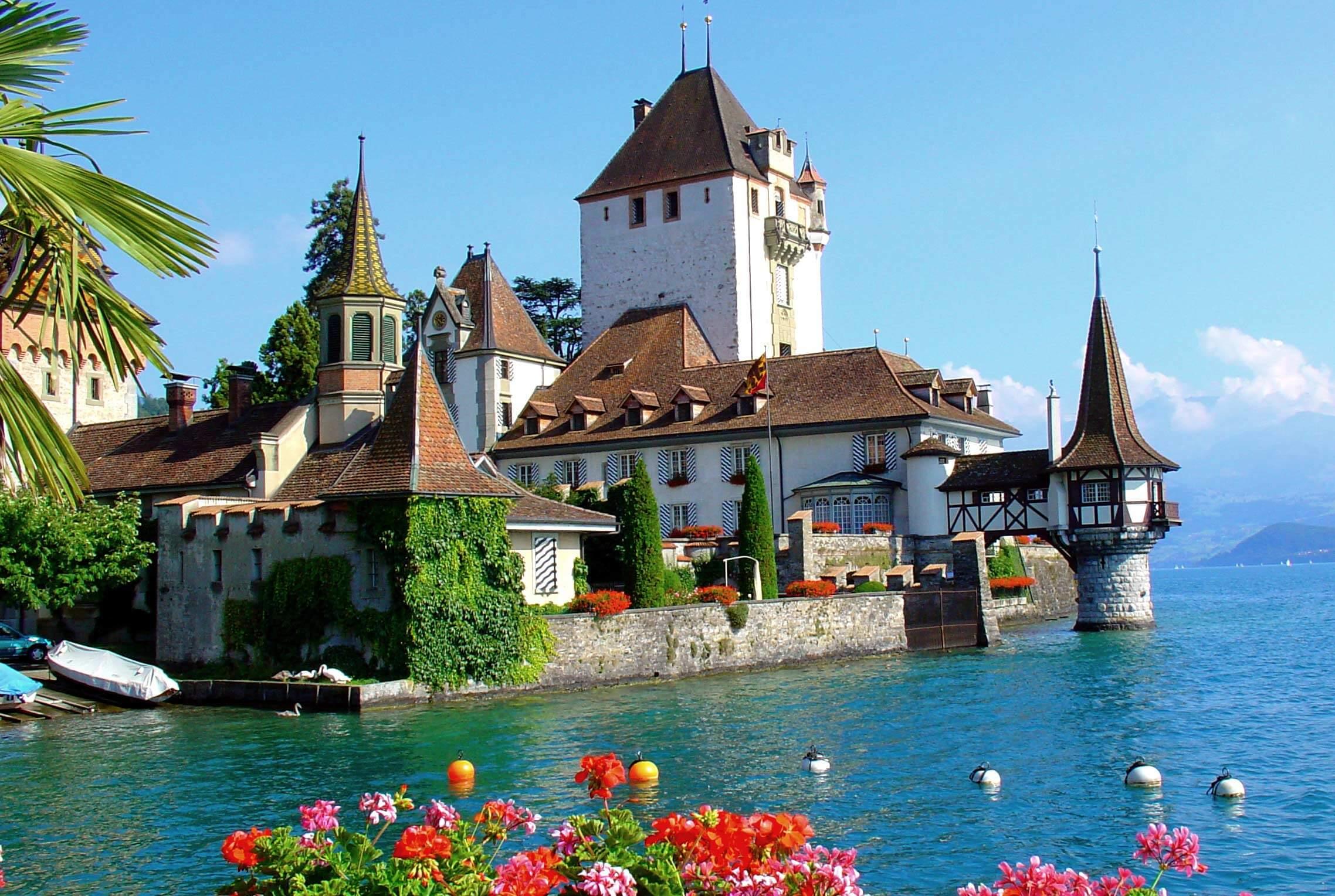 Краски Швейцарии