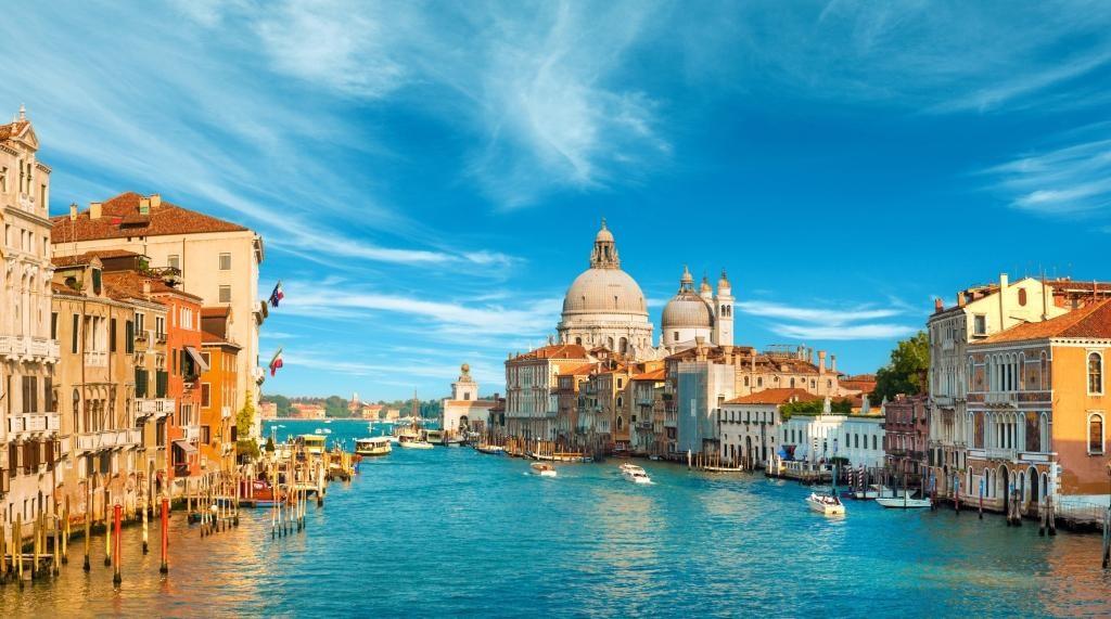 Маленькое путешествие в Италию