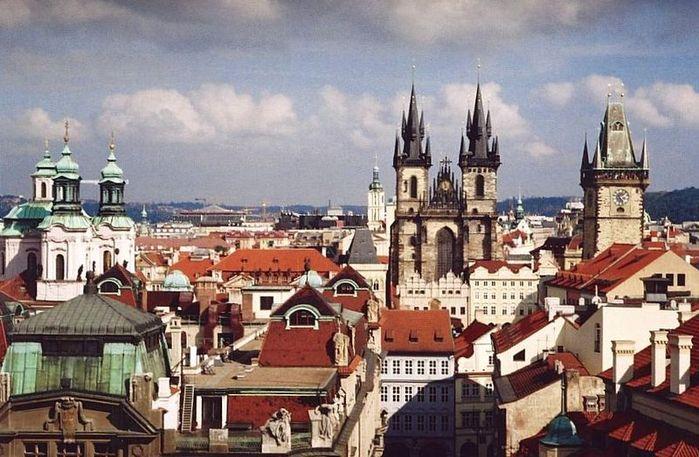 Месячный летний языковой курс в Праге «Английский в Праге»
