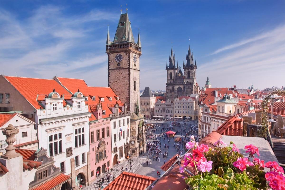 Королева Прага и сказочные замки Чехии