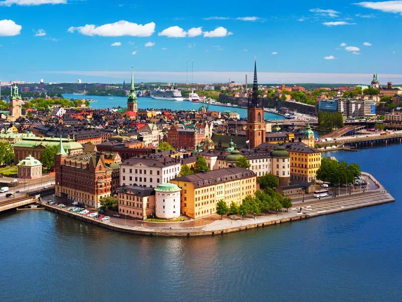 Обзорная экскурсия по Стокгольму