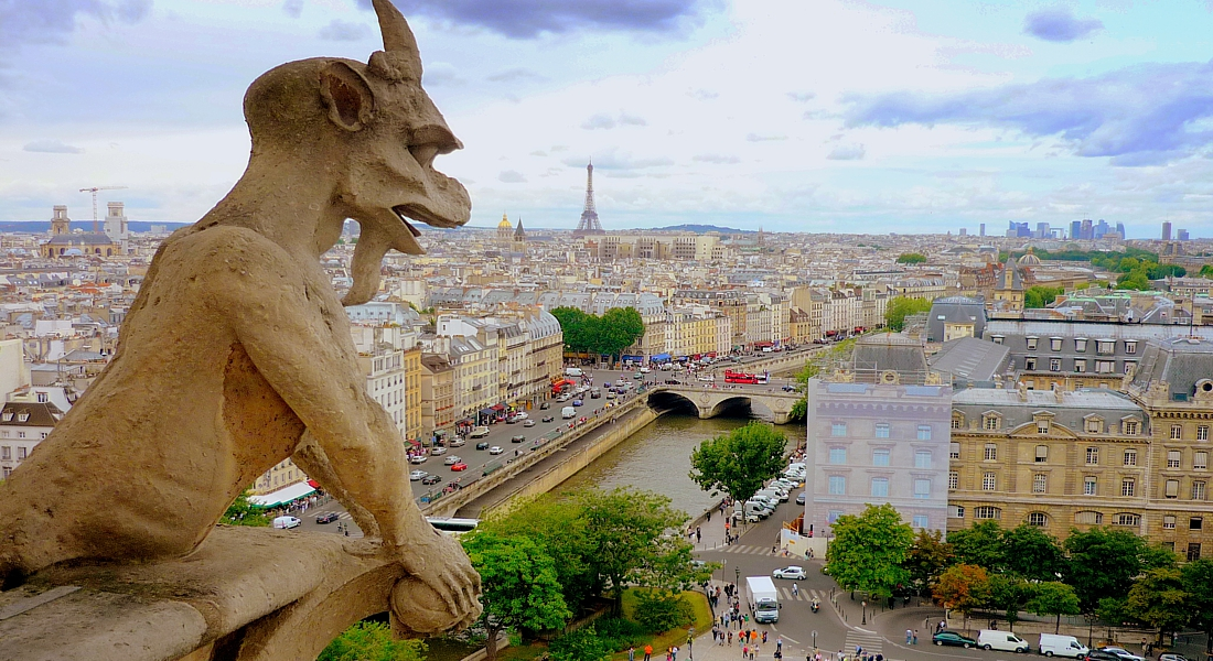 Тайны Парижа