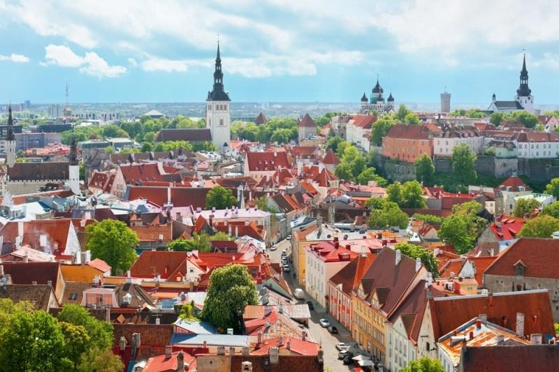 Прибалтийские каникулы