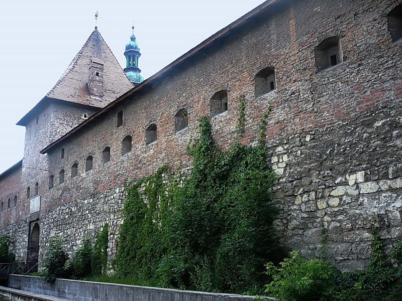 Старинный город Львов