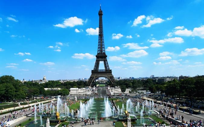 Яркие впечатления: Париж и Амстердам