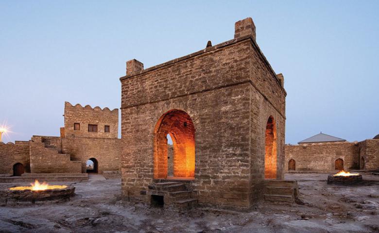Восточная сказка – Баку (5 дней)