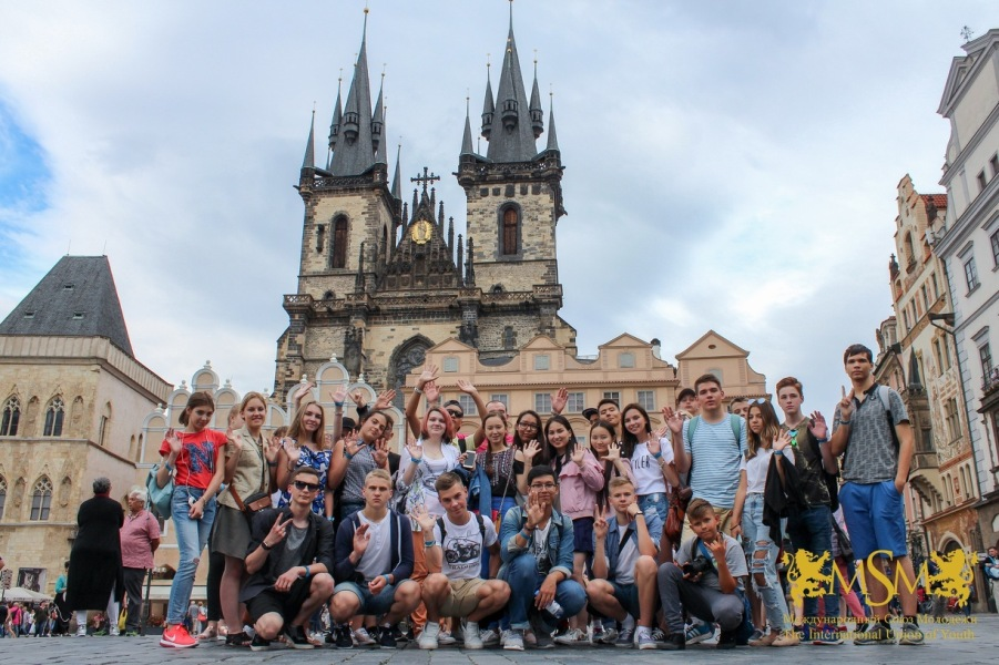 Годовой курс английского  +  подготовка и сдача экзамена IELTS + чешский язык в Праге