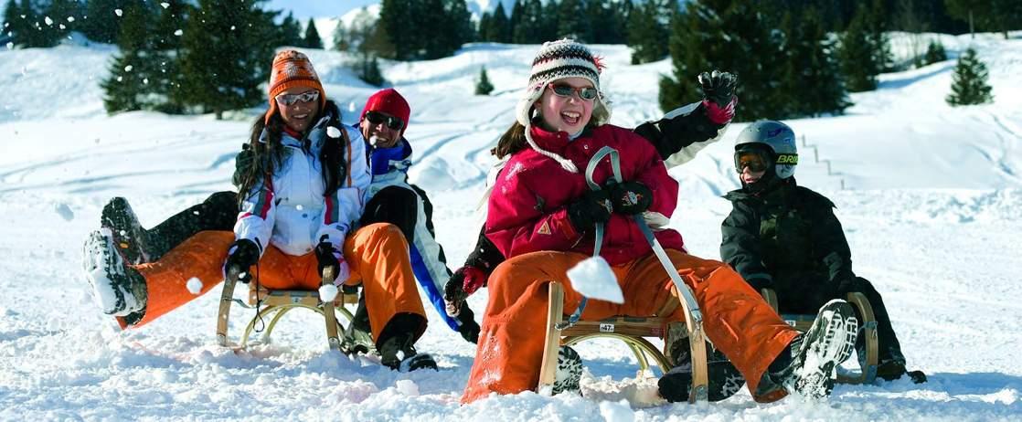 Лыжные каникулы в Карпатах «КУРОРТ ПОЛЯНА»