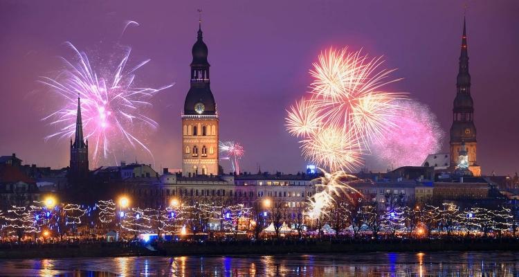 Новогоднее путешествие в Прибалтику