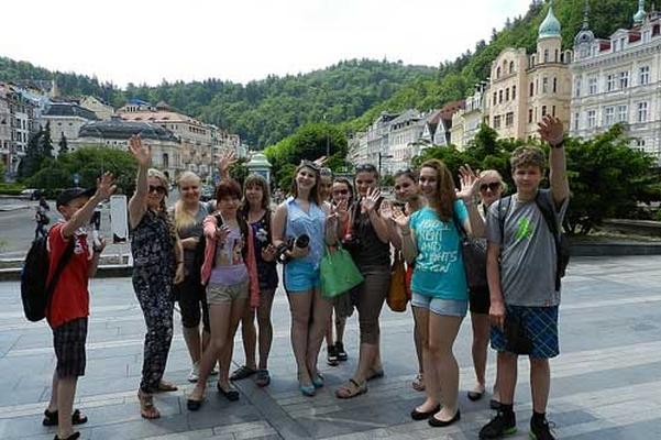1-месячный летний языковой курс в Праге «Чешский + английский»