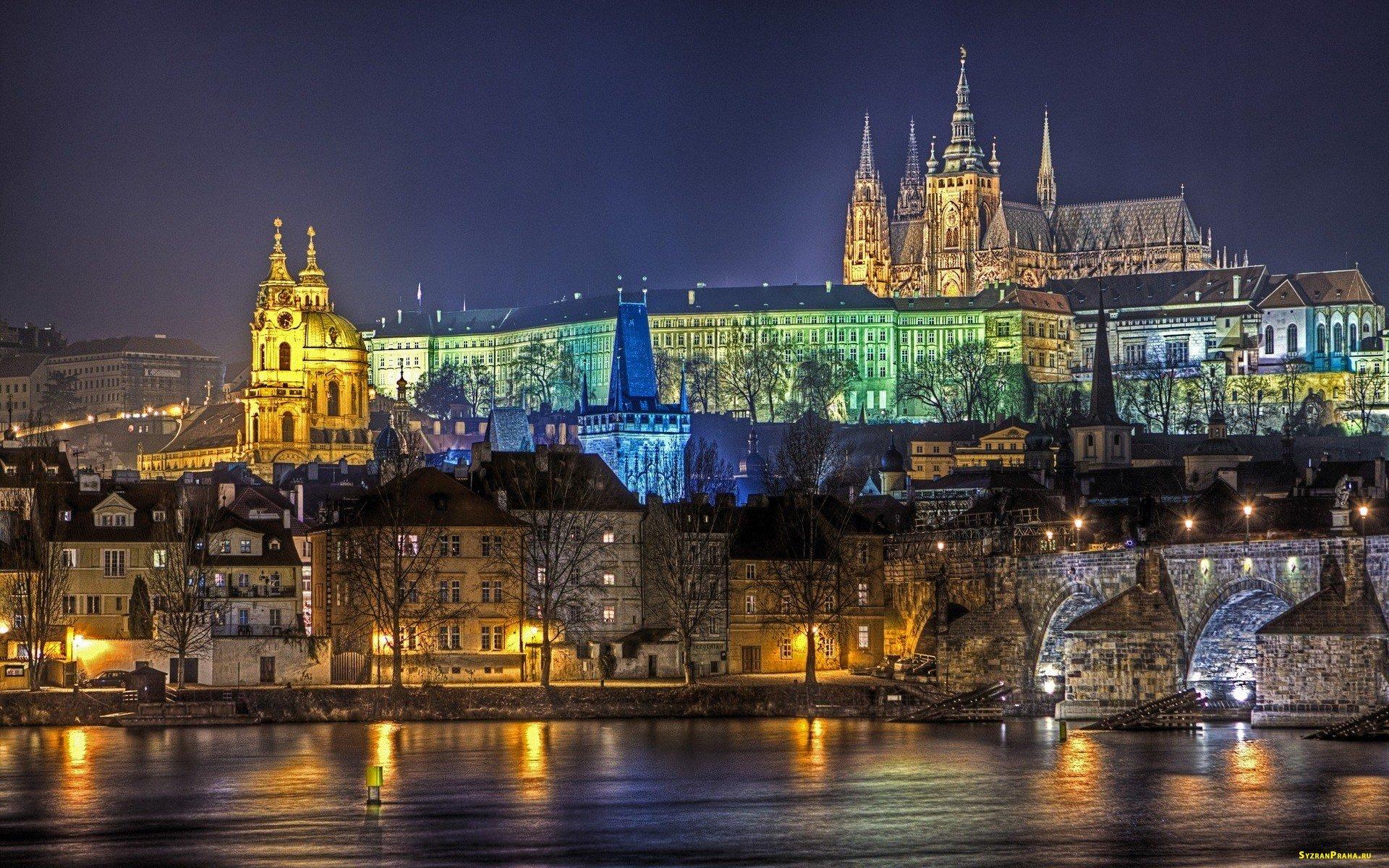 Месячный летний языковой курс в Праге «Немецкий в Чехии»
