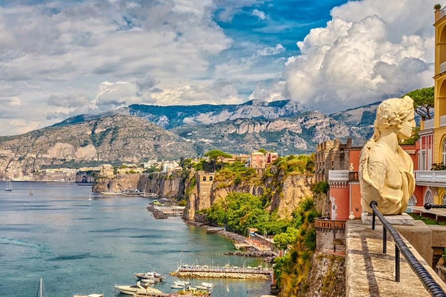Южная Италия. В гостях у Одисея