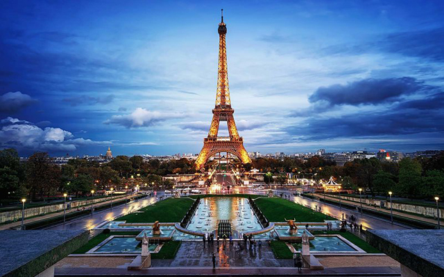 Мечты сбываются в Париже и Нормандии