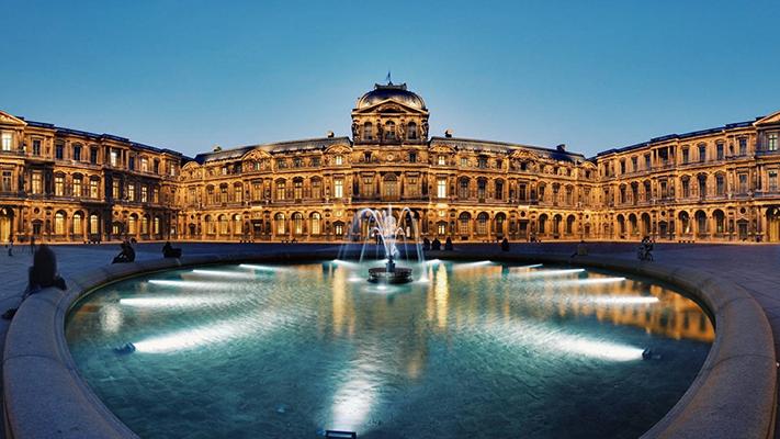 Звёздные города Европы
