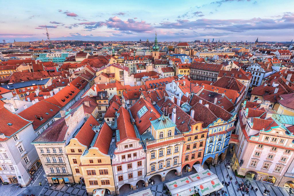 Божественная Прага (авиа)