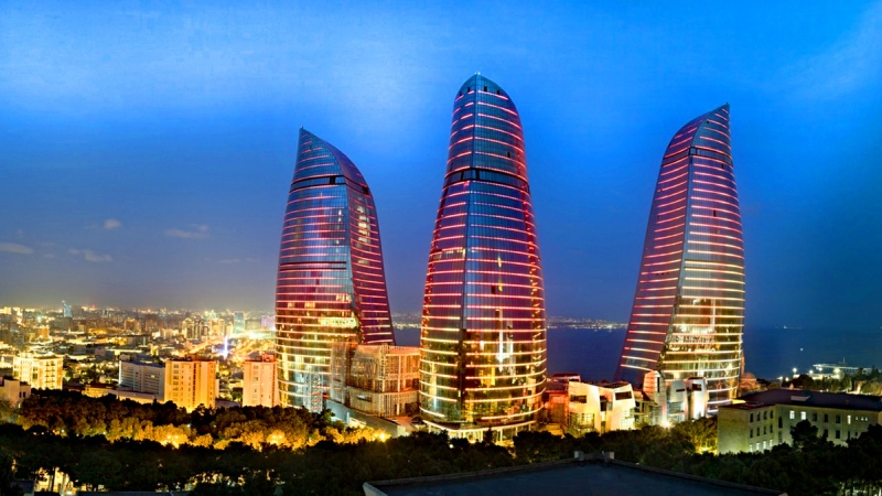 Знакомство с Азербайджаном