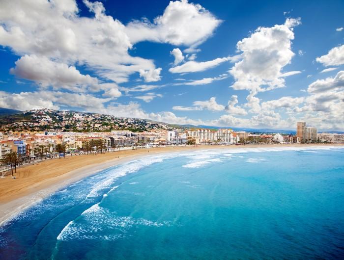 Солнечные пляжи Европы