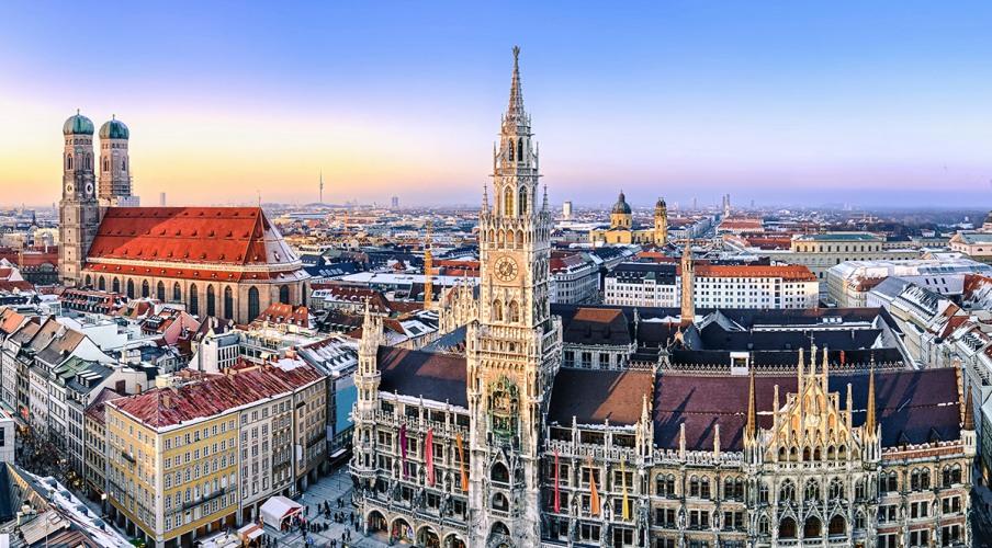 Звездные города Европы!
