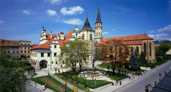 Невероятные приключения в Словацком Рае