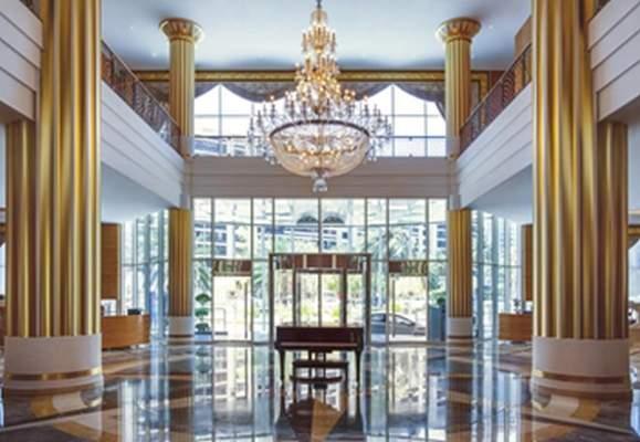 отель ОАЭ