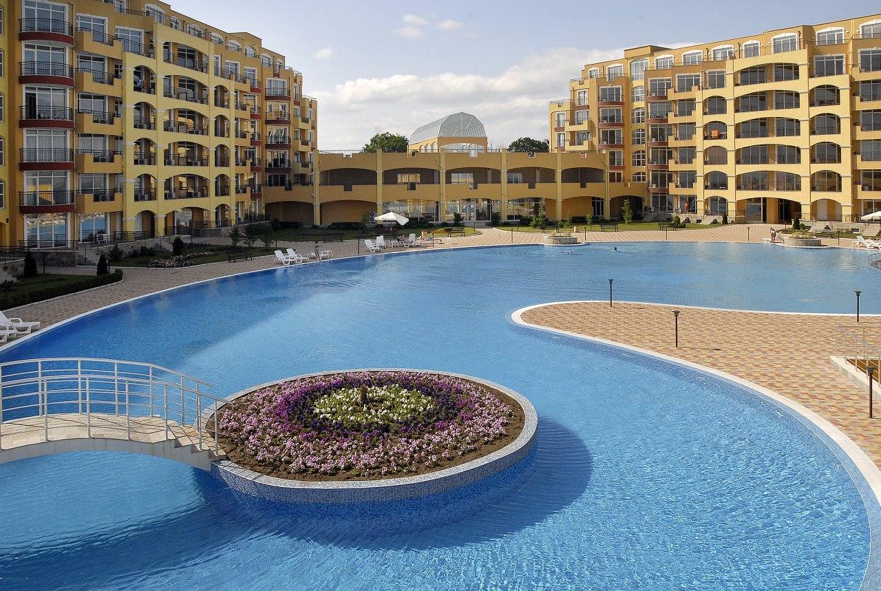 VIP лагерь в Болгарии «Midia Grand Resort»***+  –  лето 2019, автобус