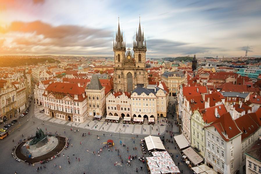 Элит-каникулы по-европейски: Прага + Краков