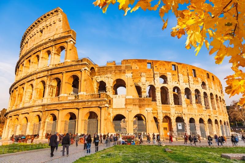Любимая Италия моя