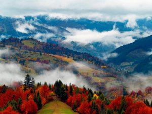 Украина осень