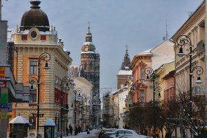 Зимние каникулы в Кошице