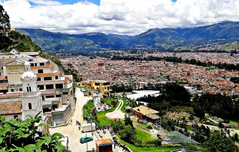 Куда поехать осенью: Эквадор