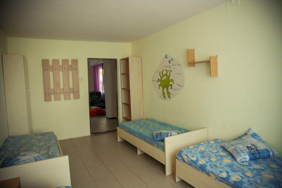 лагерь Бригантина кровать
