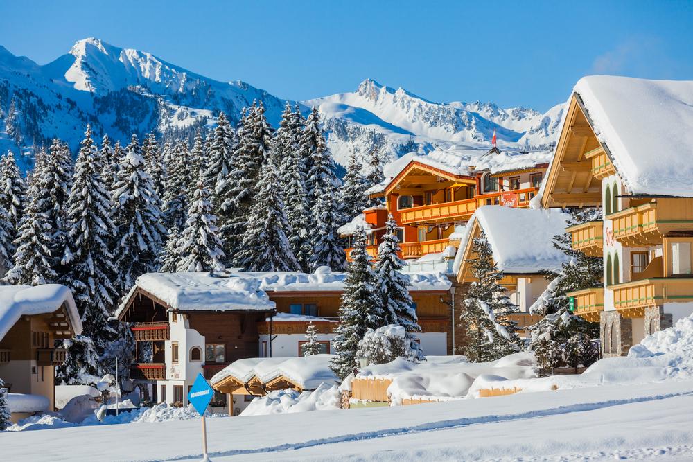 Зимние каникулы — 2018 — 2019 на лыжах, а также: замки, пещеры, аквапарки Словакии