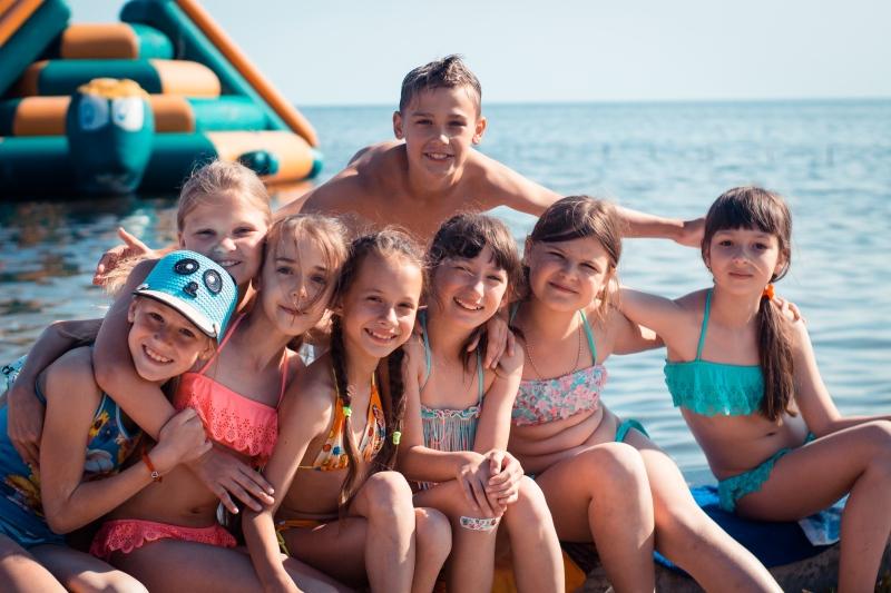 Летний лагерь «Бригантина», Скадовск, лето 2021