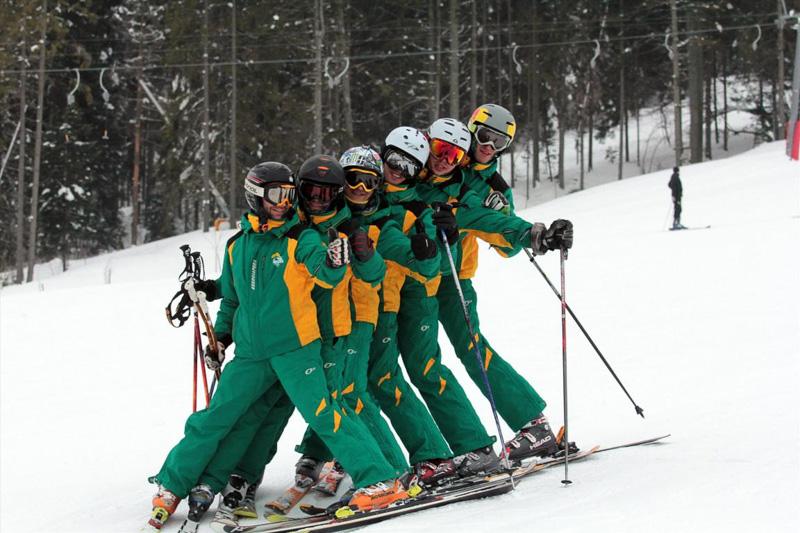Лыжные каникулы в Карпатах комплекс «СОЛНЕЧНАЯ ПОЛЯНА»