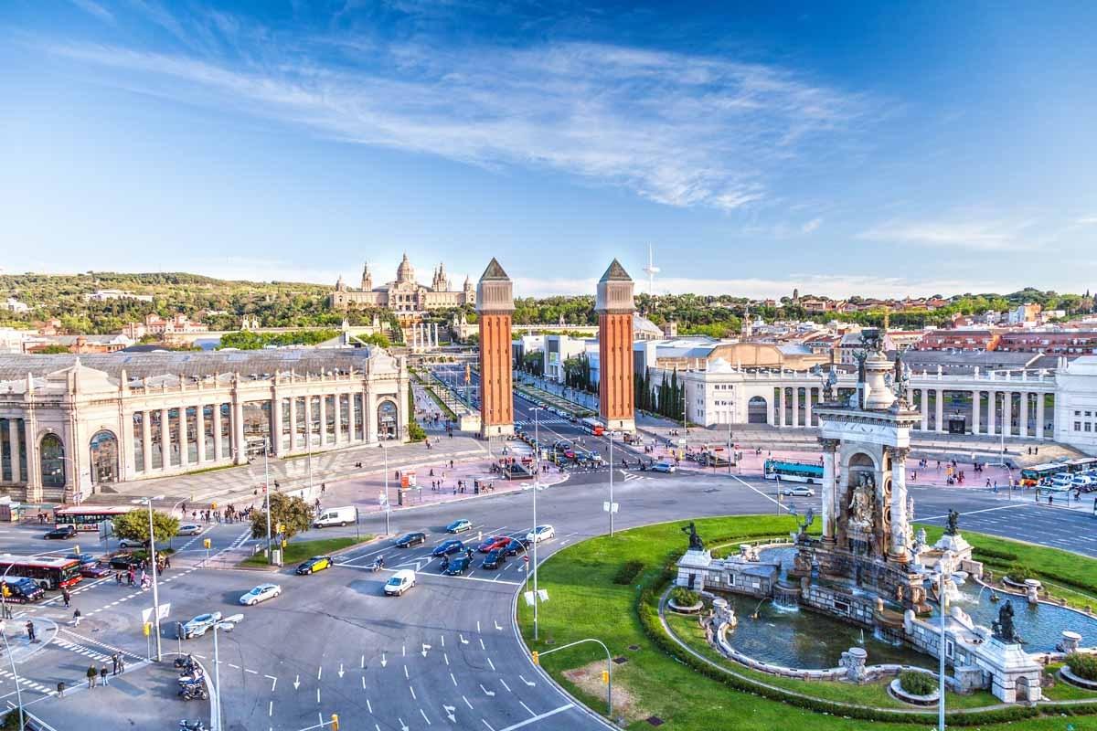 Испания-Барселона