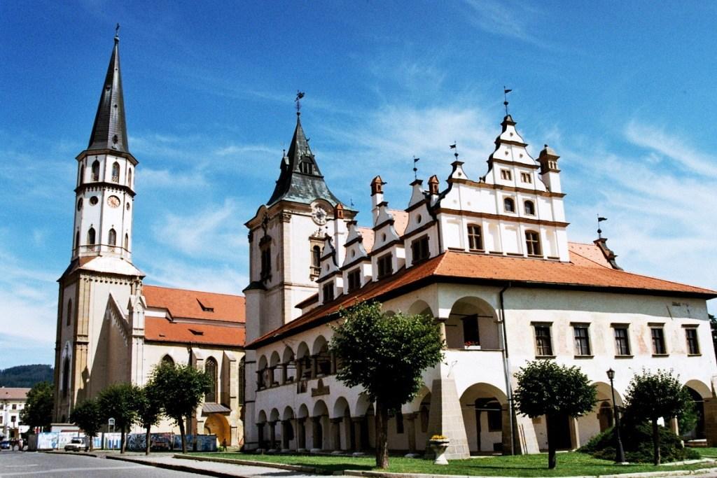 Тайные легенды Словакии