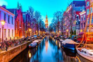 Париж-Амстердам