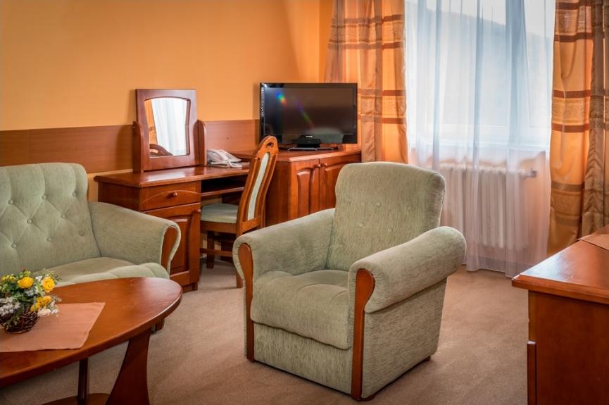 Отель Авена, Словакия