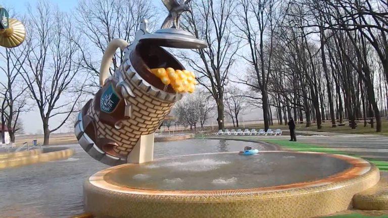косино термальные воды