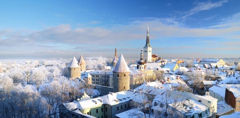 Таллинн, Новый Год