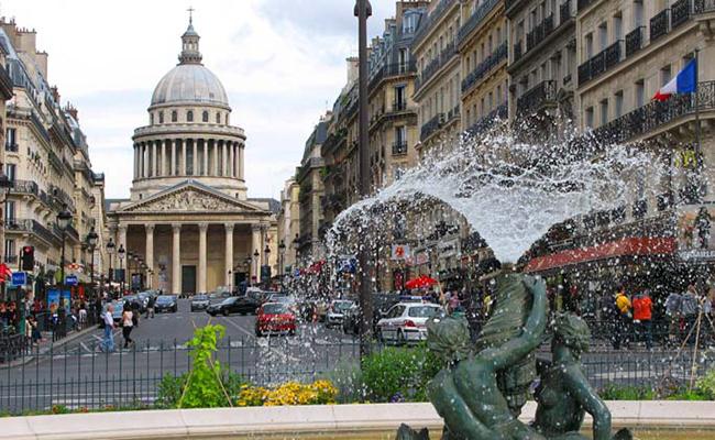Мечты сбываются в Париже