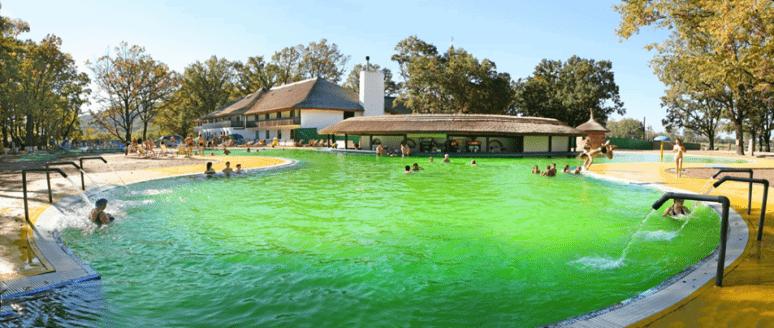 Косино: Термальные воды