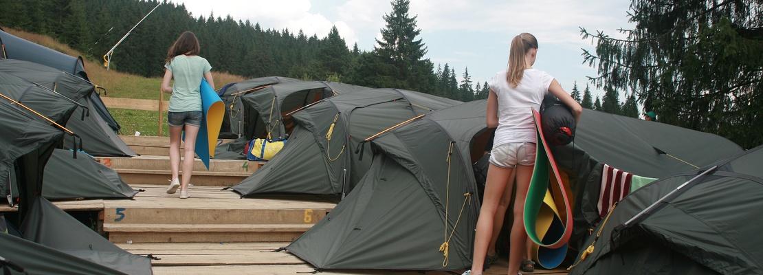 лагерь Озерный Артек Буковель