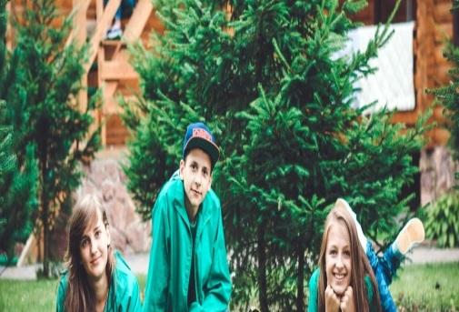 лагерь Лесной Артек Буковель