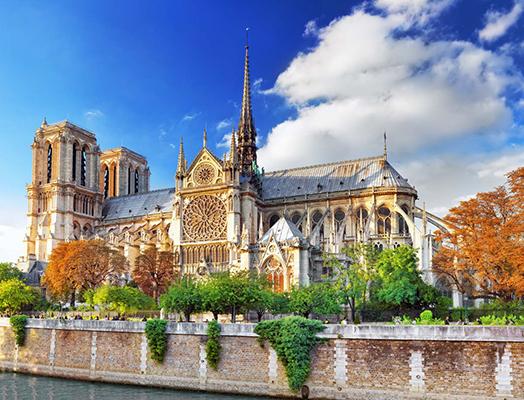 Очаровательная Европа